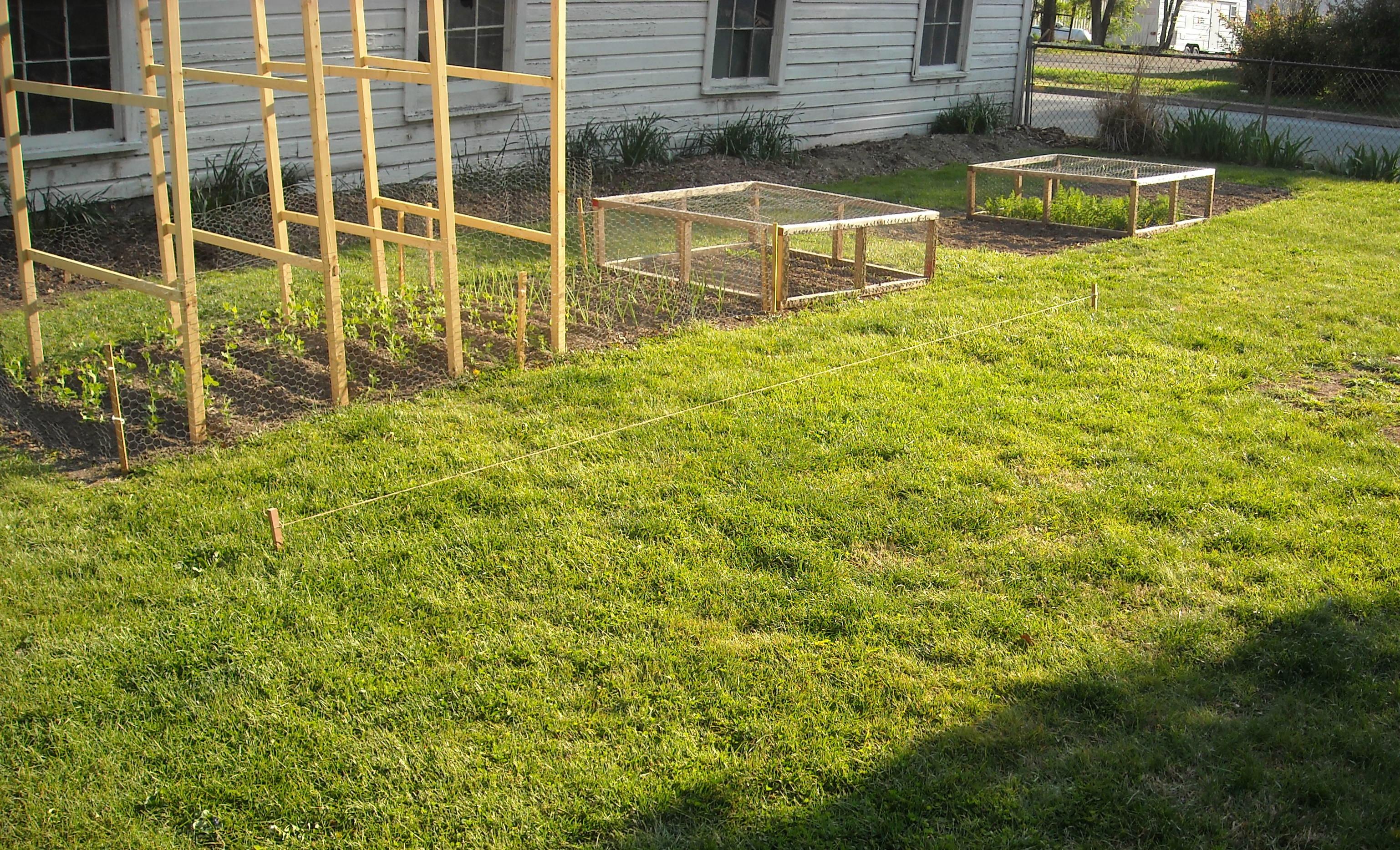 Creating New Garden Plots | The Year Round Harvest